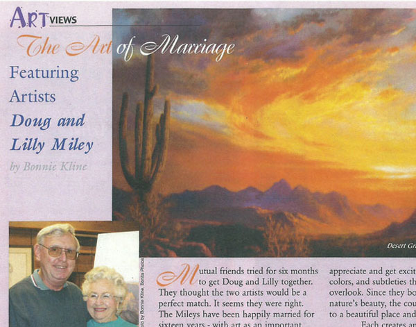 Art Views: The Art of Marriage