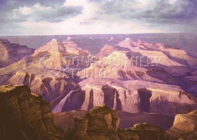 Summer Storm – Grand Canyon