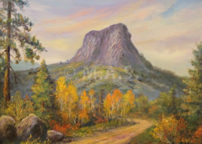 Thumb Butte Autumn