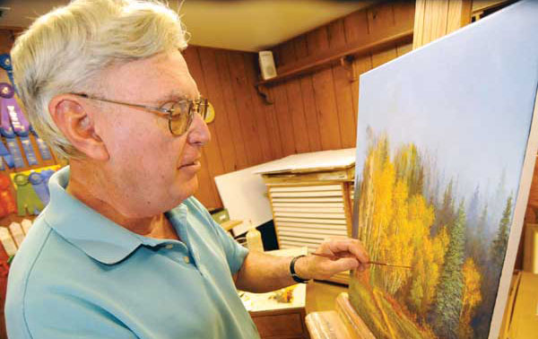 Canyon artist among Masters; Miley's artwork to be part of invitational Celebration of Art
