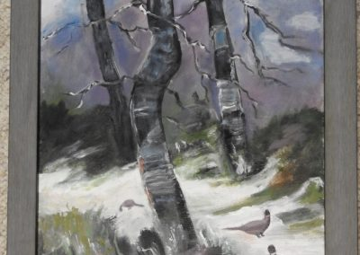 birch-and-pheasants-14x18-front