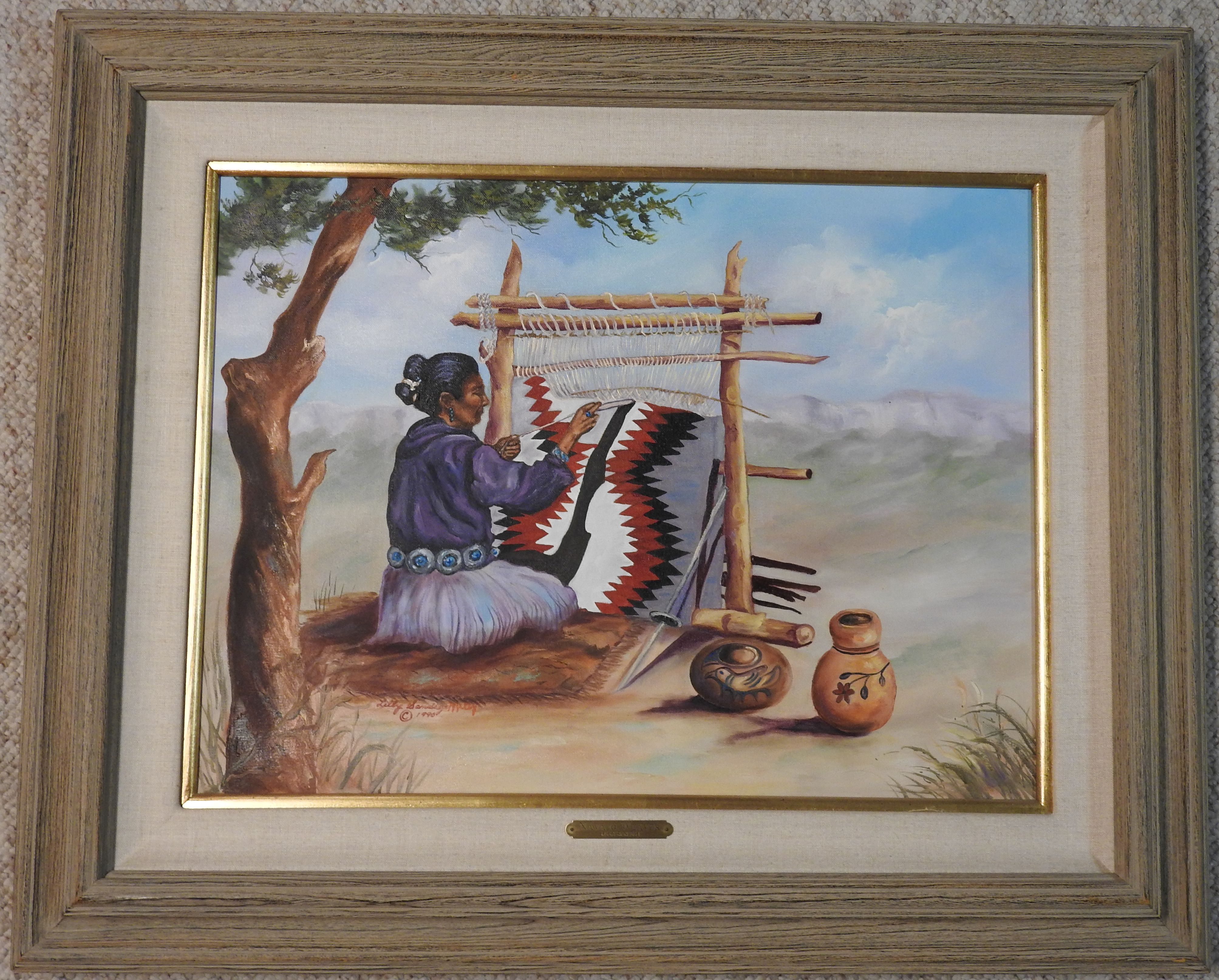 navajo-weaver-18x24-front