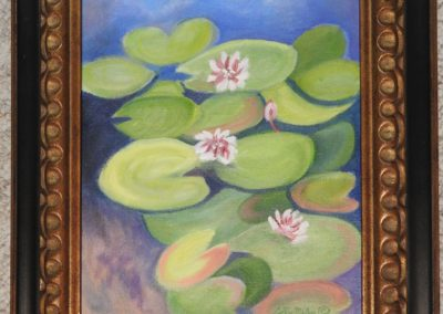 water-lillies-11x14-front