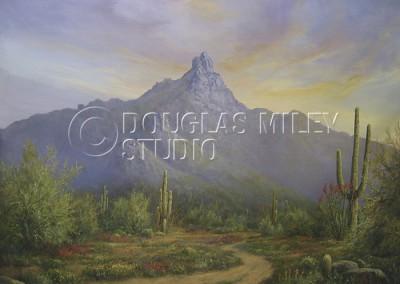 Pinnacle Peak Sunrise